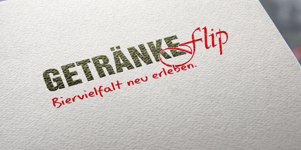 Logo Getränke Flip