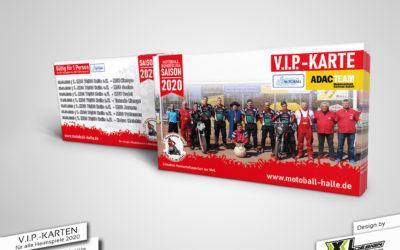V.I.P.-Karten Motoball