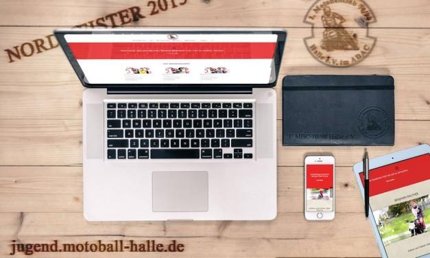 Webseite für die Jugend …
